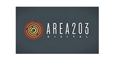 Area 203 Digital logo