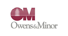 Owens and Minor logo